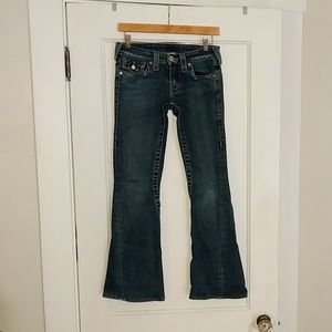 True Religion Joey jeans, sz 28